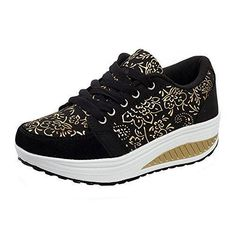Oferta: 38€ Dto: -34%. Comprar Ofertas de Las Mujeres Zapatos de Deporte Ocasional que Recorre Acuña los Zapatos (EUR39, Negro) barato. ¡Mira las ofertas!
