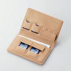card & sd card holder - so cute and need one for memory cards for camera!