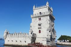 Belem Tower Lisbon Portugal Best things to do in Lisbon in 48 hours frugal first class travel