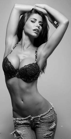 Sexy Black and WHite
