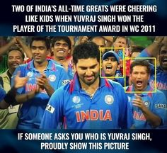 throwback to worldcup reaction of master blaster and . mahi msd dhoni captaincool yuvrajsingh stunner indiansixmachine look desilook lovecricket cricketfans cricketboard cricket🏏 cricketupdates cricketofficial crick History Of Cricket, World Cricket, India Cricket Team, Cricket Sport, Cricket Wicket, Crickets Funny, Dhoni Quotes, Ms Dhoni Wallpapers, Cricket Quotes