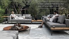 4 Steps for Choosing the Perfect Outdoor Furniture