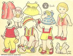 Female Names, Paper People, All Paper, Vintage Paper Dolls, Vintage Parts, Paper Toys, Paper Cutting, Illustrators, Cross Stitch