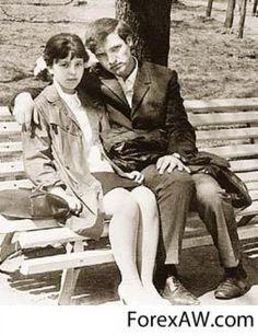 Galina and Alexander Lukashenko