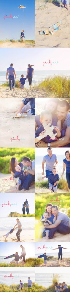This makes me think of taking family pictures and using them as the next year family calendar.... AWESOMENESS