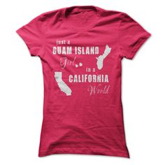 Cool T-shirts  Guam Island girl in CA . (3Tshirts)  Design Description: Just a Guam Island girl in a California  If you don't completely love this design, you can SEARCH your favourite one via the use of search bar on the header.... -  #michigan #states #texas - http://tshirttshirttshirts.com/states/best-discount-guam-island-girl-in-ca-3tshirts.html