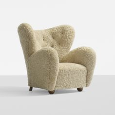 Flemming Lassen, attribution lounge chair, c. 1940