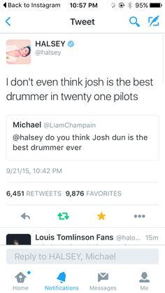 "This is exactly the same as when John Lennon was asked if Ringo was the best drummer in the world, to which he replied ""Ringo isn't even the best drummer in The Beatles."" Hmmmm"
