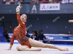 Asuka Teramoto - Hiroshima, Japan - 31st july 2015- female gymnastics floor exercis | 2021-05-14