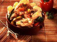 Snel eenpansgerecht Kung Pao Chicken, Om, Ethnic Recipes, Red Peppers