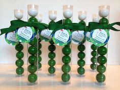 Top Golf Party Gumball Tube Party Favors by EnchantedKidsParties, $30.00 Perfect for any Golf Party or Golf Tournament !