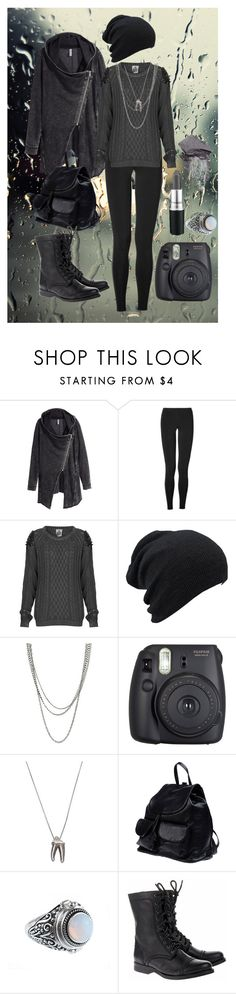 """""""i feel it all fading and paling"""" by ghostmoth ❤ liked on Polyvore featuring H&M, Ralph Lauren Black Label, The Ragged Priest, ASOS, Fuji, Bukkehave, PARENTESI, Jeffrey Campbell and Urban Decay"""