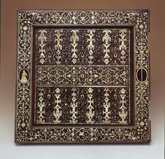 Turkish Backgammon Set Chess Board Quot Vintage Mosaic