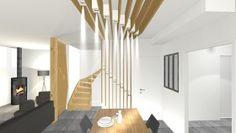cr er une chambre dans une entr e la maison france 5 rubrique changer emission du 21 12. Black Bedroom Furniture Sets. Home Design Ideas