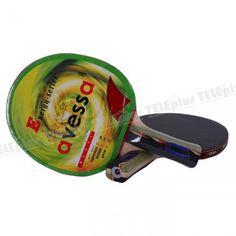 Avessa 4 Yıldız Sportive Masa Tenisi Raketi - Control : 16  Speed : 17  Spin      : 17 - Price : TL30.00. Buy now at http://www.teleplus.com.tr/index.php/avessa-4-yildiz-sportive-masa-tenisi-raketi.html