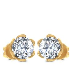 Panache Solitaire Earring solitaire earring Diamond Solitaire Earrings, Bracelet Watch, Jewels, Engagement Rings, Bracelets, Accessories, Enagement Rings, Wedding Rings, Jewerly