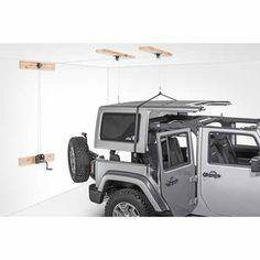 2007-2018 Jeep Wrangler JK Hardtops | Quadratec Cj Jeep, Jeep Rubicon, Jeep Gear, Jeep Jku, Jeep Wrangler Accessories, Jeep Accessories, Offroad Accessories, Sahara Jeep, Jeep Hardtop Storage