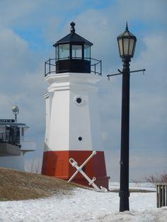 Vermilion, Ohio Lake Erie Feb. 2014