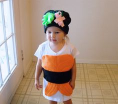 Pin by hisako lange on pinterest costumes guaranteed delivery within 1 week costume kit diy do it yourself costume halloween costume sushi costume solutioingenieria Images