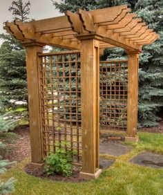 Pergola For Car Parking Product Cedar Pergola, Curved Pergola, Pergola Swing, Deck With Pergola, Outdoor Pergola, Pergola Lighting, Wooden Pergola, Backyard Pergola, Pergola Shade