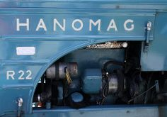  Hanomag Tractor / Hanomag Traktor