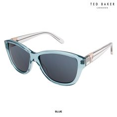 Ted Baker London Women's  Sunglasses with Case - Assorted Colors