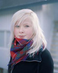 Ella-Li Spik of Jokkmokk, Sweden, is one of only a small percentage of Sami who grow up herding reindeer (by Erika larsen)