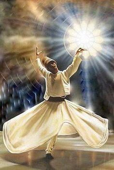 The whirling dervish #turkey