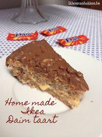 Home made Ikea Daim taart, Ikea Daim taart, Almondy taart,Daim taart, Daim cake, Ikea Daim cake, Almondy recipe, recept daim taart, recept Ikea daim taart, recept Ikea daim cake, glutenvrije taart