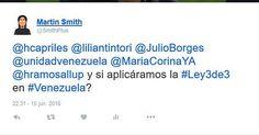 Y si aplicáramos la #Ley3De3 en #venezuela ?