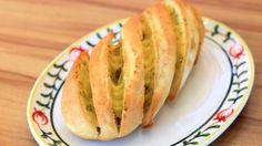 Cum să faci pâine acordeon cu brânză