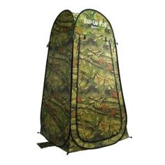 GigaTent Portable Pop Up Changing Room Green-ST002 - The Home Depot Pop Up Beach Tent, Pop Up Tent, Pop Up Changing Room, Portable Outdoor Shower, Rain Shelter, Shade Tent, Roll Up Doors, Sand Bag, Portable Toilet