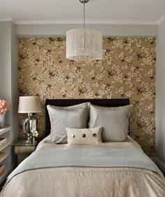 31 Comfy Decor Ideas That Always Look Fantastic - Home Decoration Experts Bedroom Photos, Home Bedroom, Modern Bedroom, Bedroom Decor, Bedroom Ideas, Floral Bedroom, Feminine Bedroom, Bedrooms, Bedroom Colors