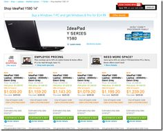 Lenovo Y580 out now in Lenovo