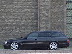 My second Mercedes-Benz 1990 300TE 4-Matic... Mercedes-Benz E-Klasse TE Executive Line (S124) 1990