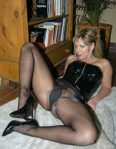 Pantyhose Porn Spread 49