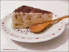 Tort polar cu banane Tiramisu, Ethnic Recipes, Food, Essen, Meals, Tiramisu Cake, Yemek, Eten