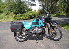BMW R 100 GS 1991