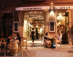 La Trastienda de Vinos tapas bar in Javea Spain Toulouse, Valencia, Javea Spain, Moraira, Fruit Stands, Tapas Bar, Real Estate Agency, Property For Rent, Mediterranean Sea