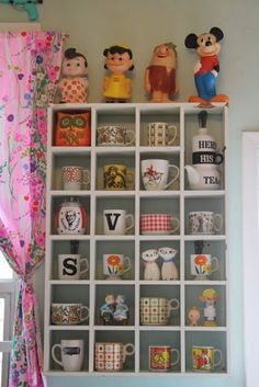 Amy & Keith's Candy-Coated Dollhouse House Tour | Apartment Therapy