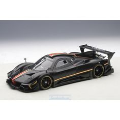 PAGANI ZONDA REVOLUTION (BLACK)