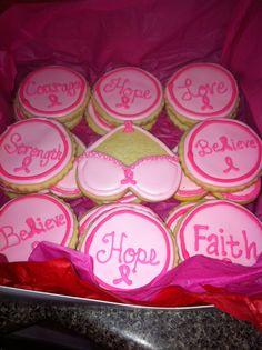 Cookies! - Sugar cookies iced in royal icing.