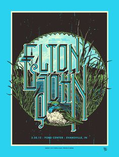 Elton John by T-bone & Aljaxx