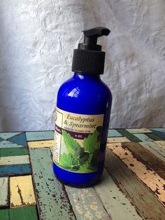 Hey, I found this really awesome Etsy listing at https://www.etsy.com/listing/239513150/eucalyptus-mint-lotion-essential-oil