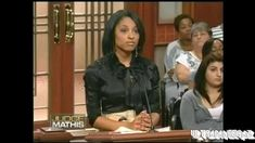 JUDGE KEEP FLIRTING WITH THE DEFENDANTS GORGEOUS GIRL.