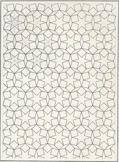 BOU 013 : Les éléments de l'art arabe, Joules Bourgoin | Pattern in Islamic Art