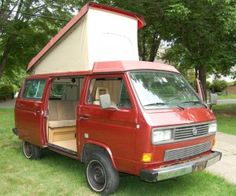 1986 VW Vanagon Synrco Westfalia Weekender Auction In Rhode Island Ends July 27th http://westfaliasforsale.com/1986-vw-vanagon-synrco-westfalia-weekender-auction-in-rhode-island/