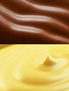 Chocolate Or Vanilla Pudding