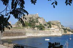 Corfu, Greece. Corfu Greece, Beautiful Islands, Countryside, Mount Rushmore, Hiking, Mountains, City, Nature, Travel
