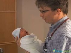 Learn how to swaddle your baby -@BabyCenter #Video: